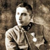 Dragutin Novak in Austro-Hungarian uniform